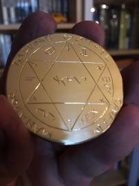 Healing pentacle of Sol