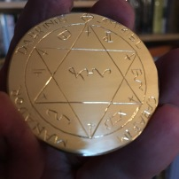 Healing pentacle of Sol