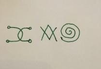 Symbols recieved